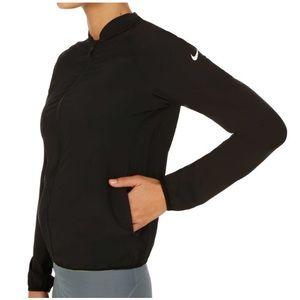 Nike Dri-Fit lightweight black jacket Size Small